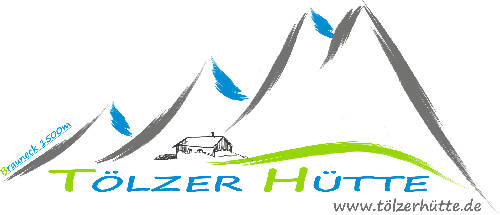 Website Tölzer Hütte
